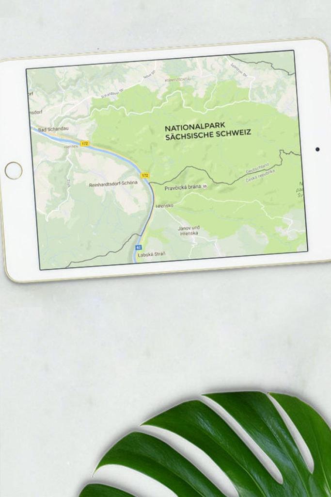 Rundum die Sächsische Schweiz - 12 Orte zum Entspannen im Elbsandsteingebirge