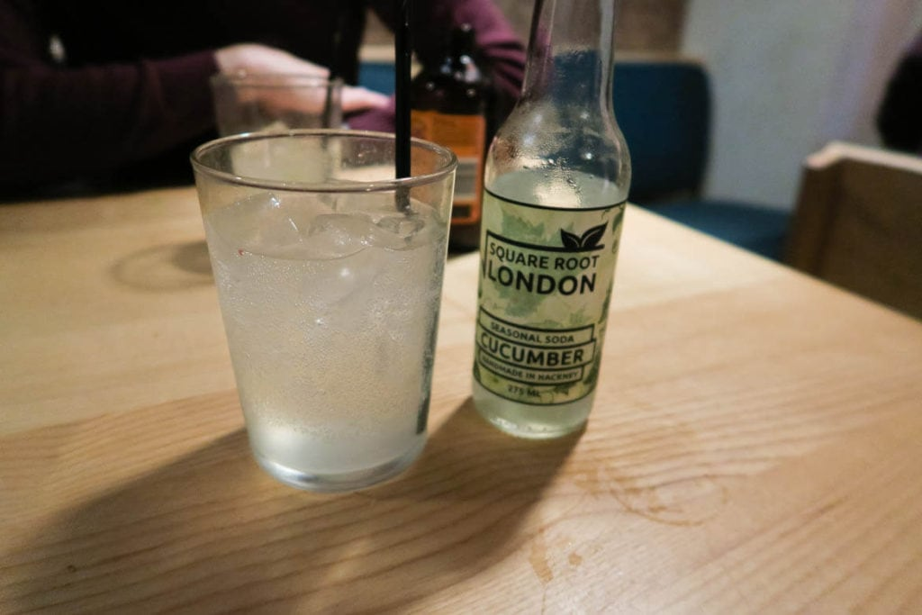 Manchester Travel Guide: Gurken Soda