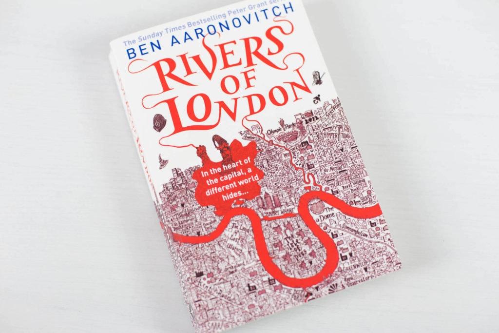 Ben Aaronovitch - Rivers of London