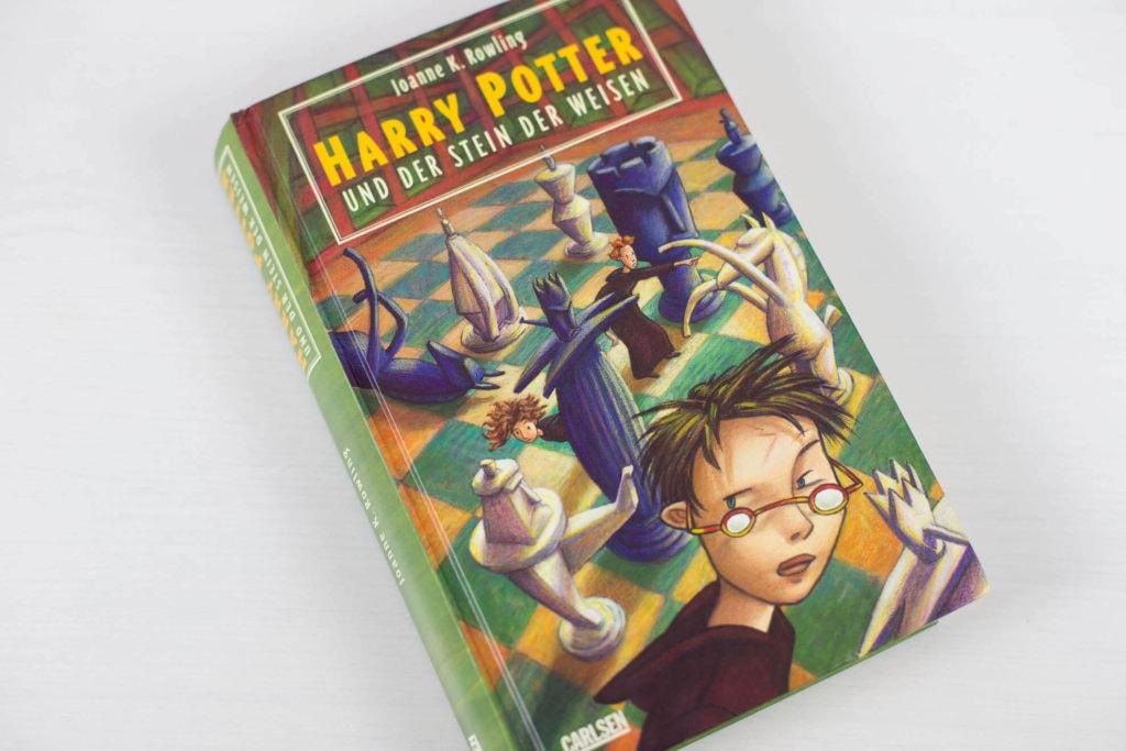 Joanne K. Rowling - Harry Potter