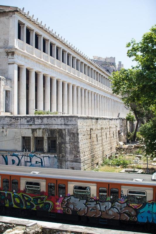 Athen - Akropolis