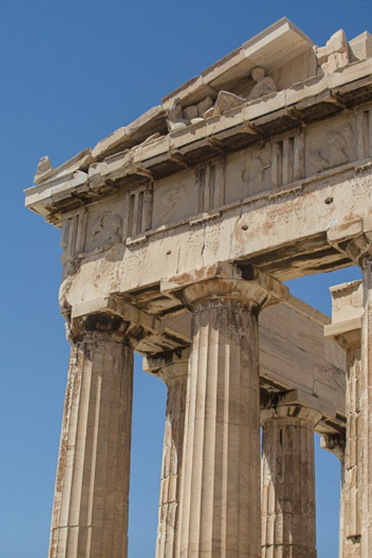4 Tage Städtetrip nach Athen