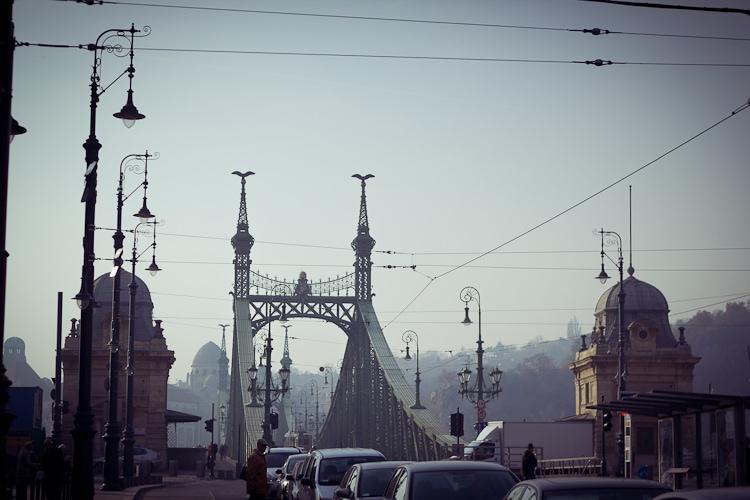 Budapest – Elisabethbrücke