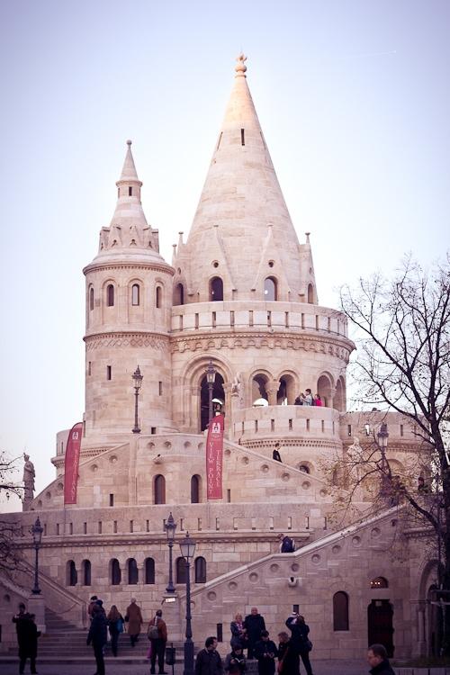 Budapest – Fischerbastei