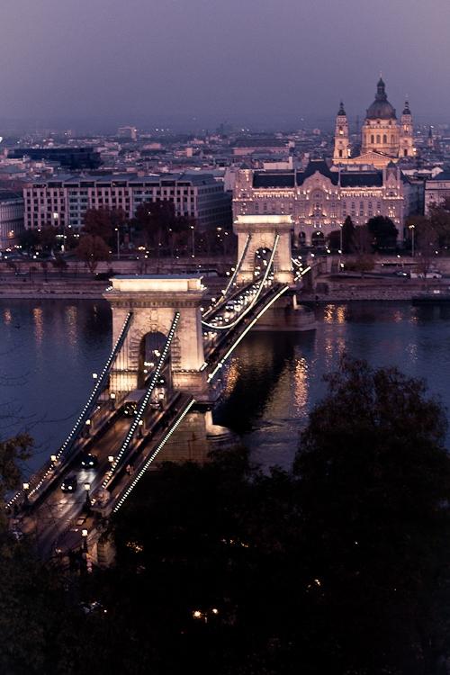 Budapest – Kettenbrücke