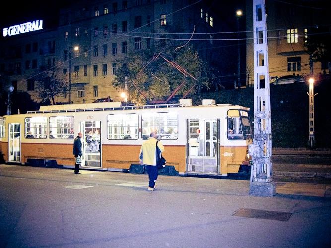 Budapest – Tram