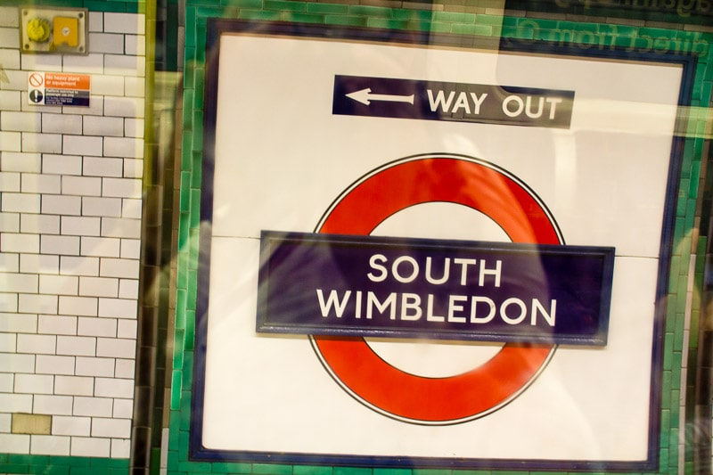 London – Subway