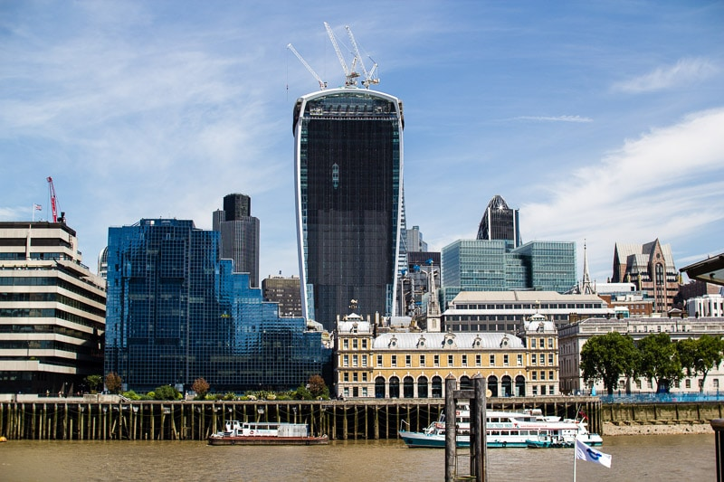 London – Thames