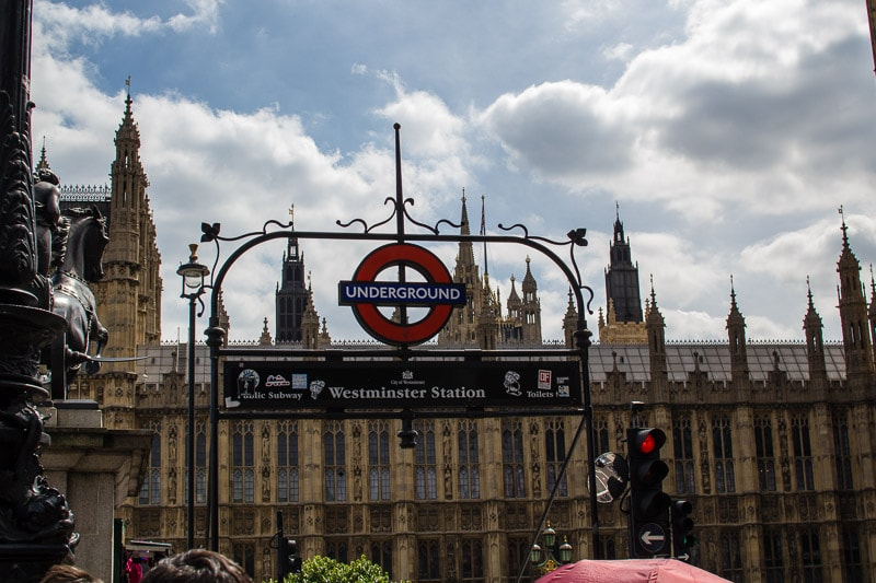 London – Westminster