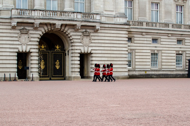 London – Buckingham Palace