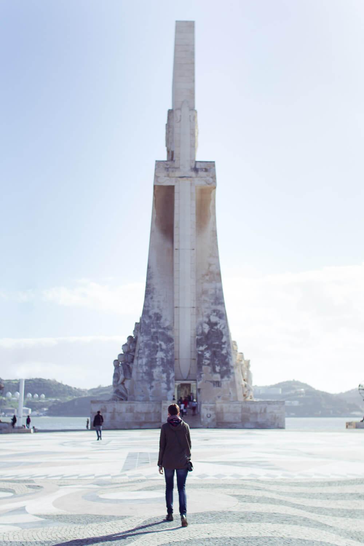 Seefahrerdenkmal in Lissabon