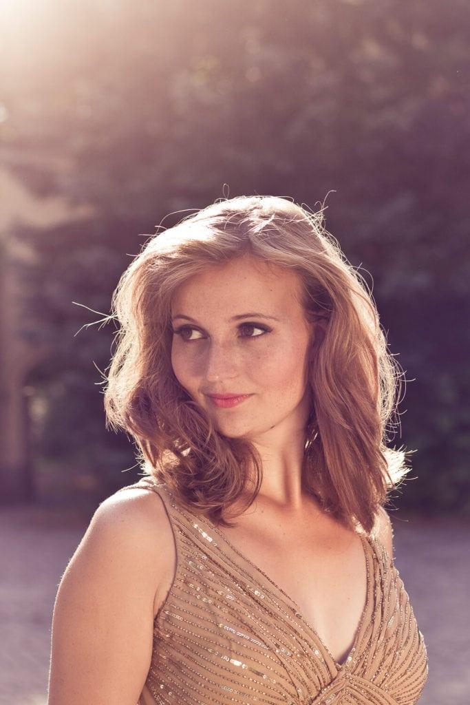 Opernsängerin Sarah Kaulbarsch