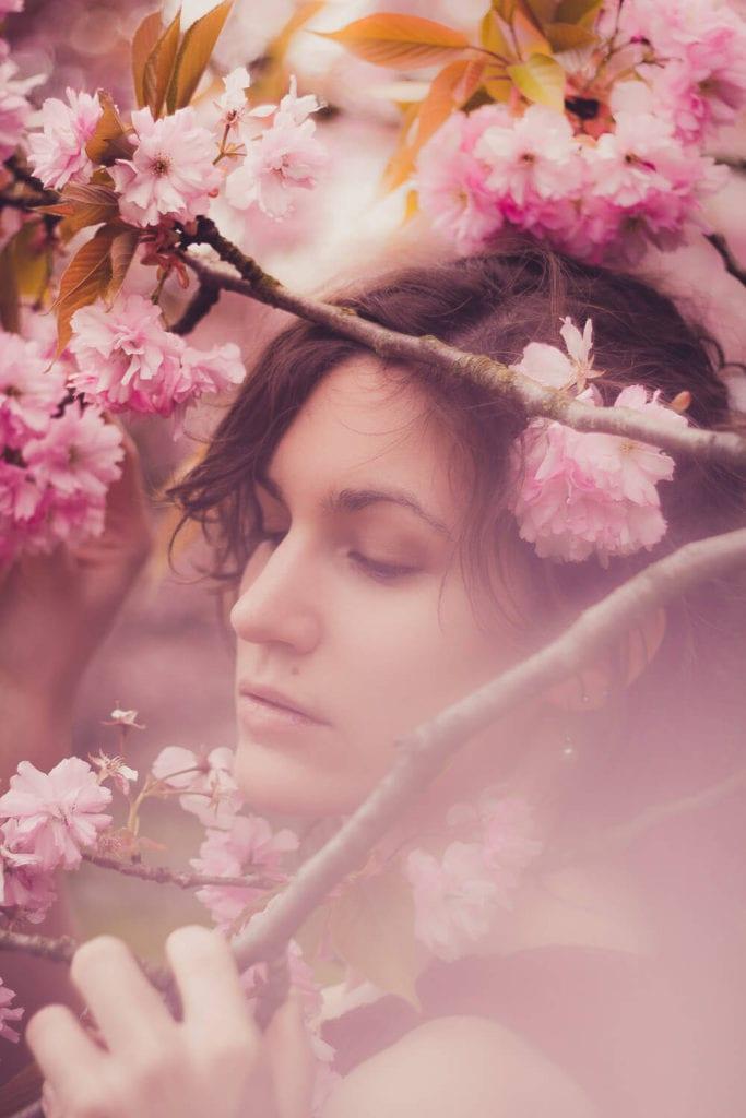 Kirschblütenshooting