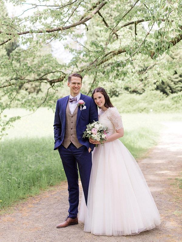 Hochzeit von Sandra & Eric