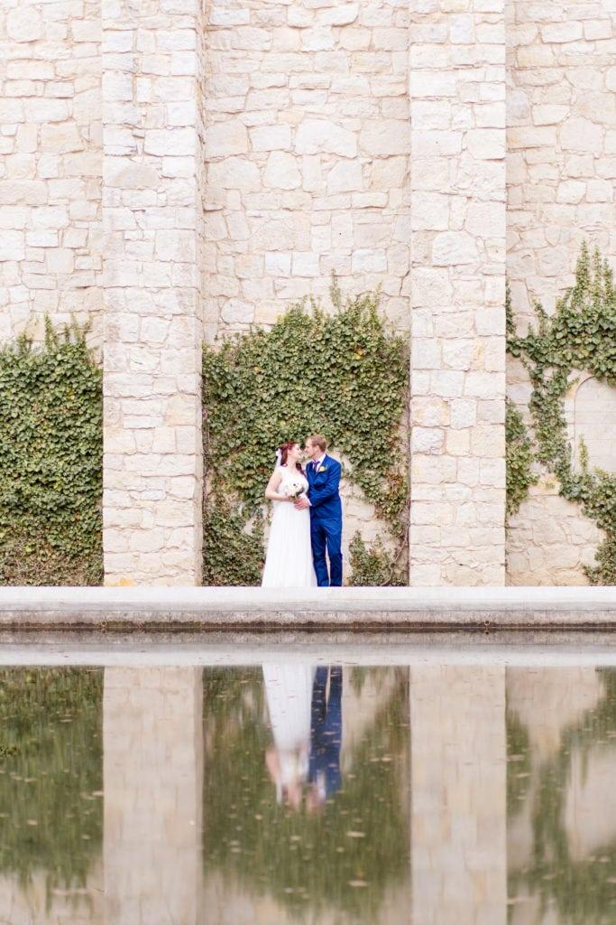Hochzeitsfoto im Belvedere auf dem Pfingstberg in Potsdam