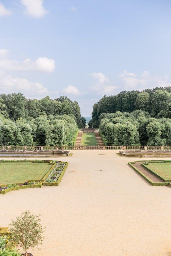 Barockgarten Großsedlitz in Sachsen