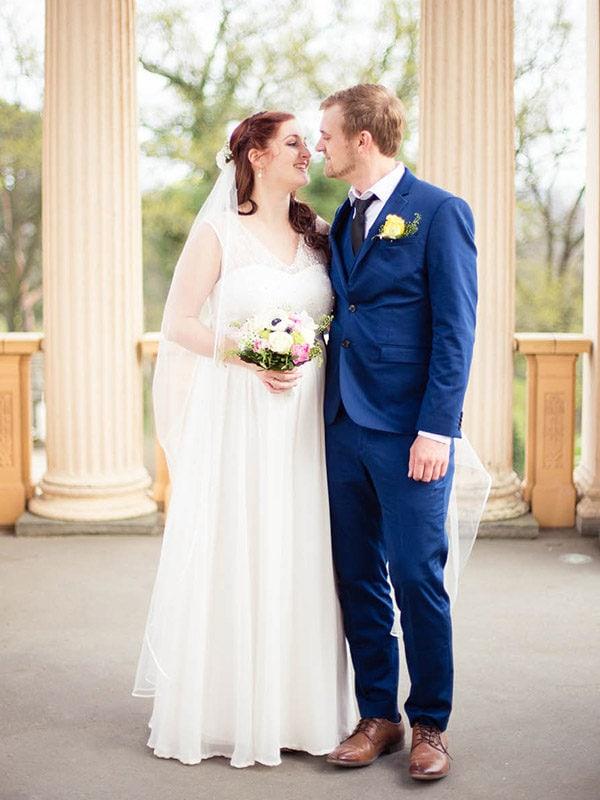 Portfolio Miriam Kaulbarsch - Hochzeiten
