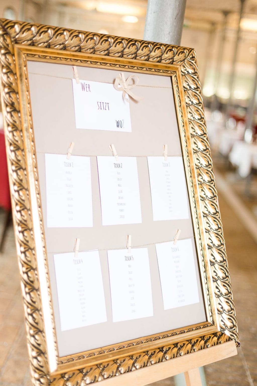 Wie viele Gäste solltest du zur Hochzeit einladen?