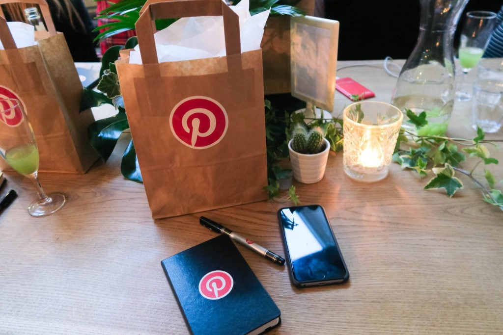 Pinterest Workshop in Berlin