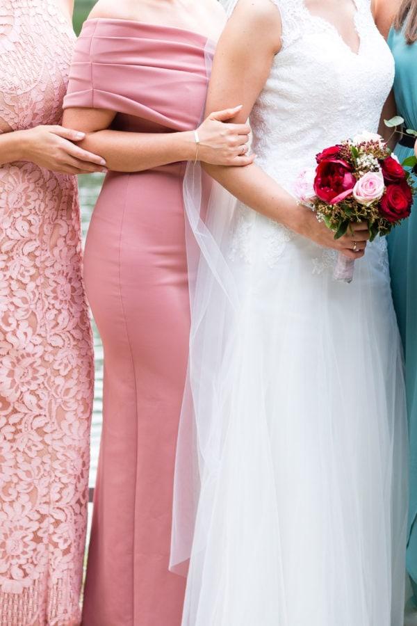 Deine Bridal Party zusammenstellen