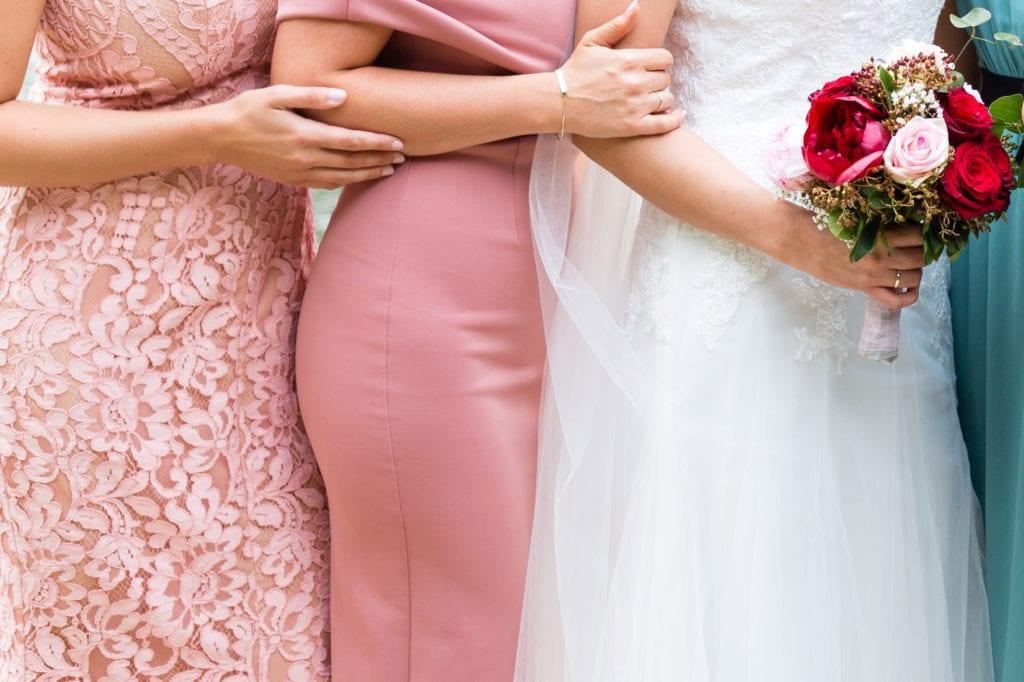 Wer gehört alles in deine Bridal Party?