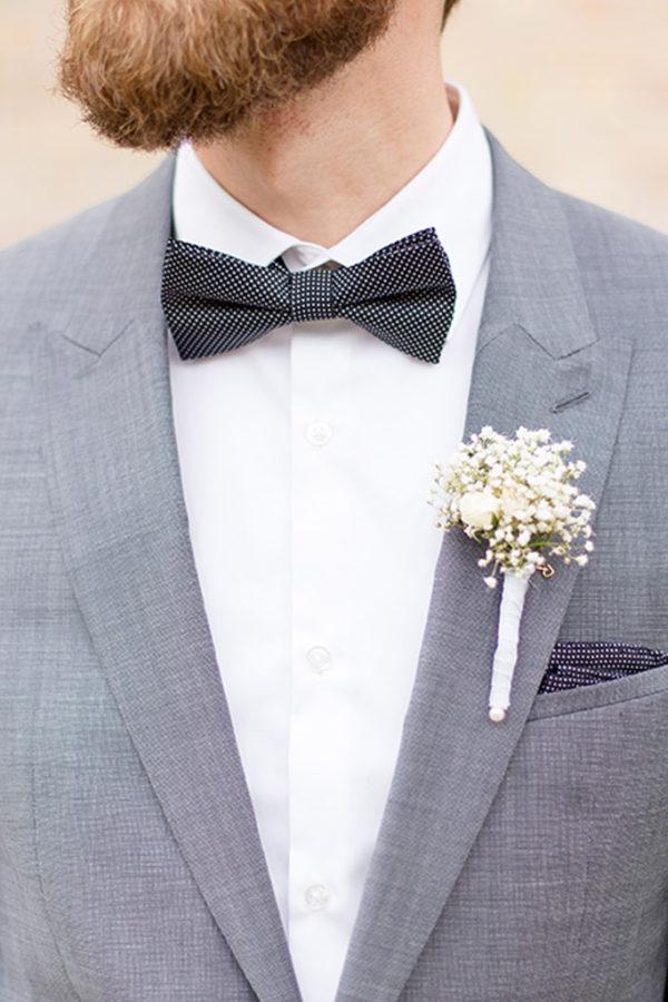 Was die Farbe des Hochzeitsanzugs über den Bräutigam sagt!