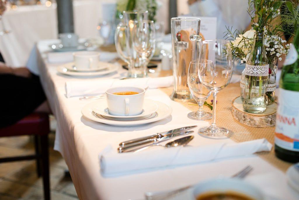 5 Ideen für das Catering auf deiner Hochzeit