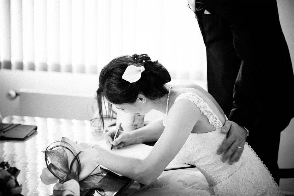 Die standesamtliche Hochzeit - Welche Unterlagen brauchst du und was kostet es?
