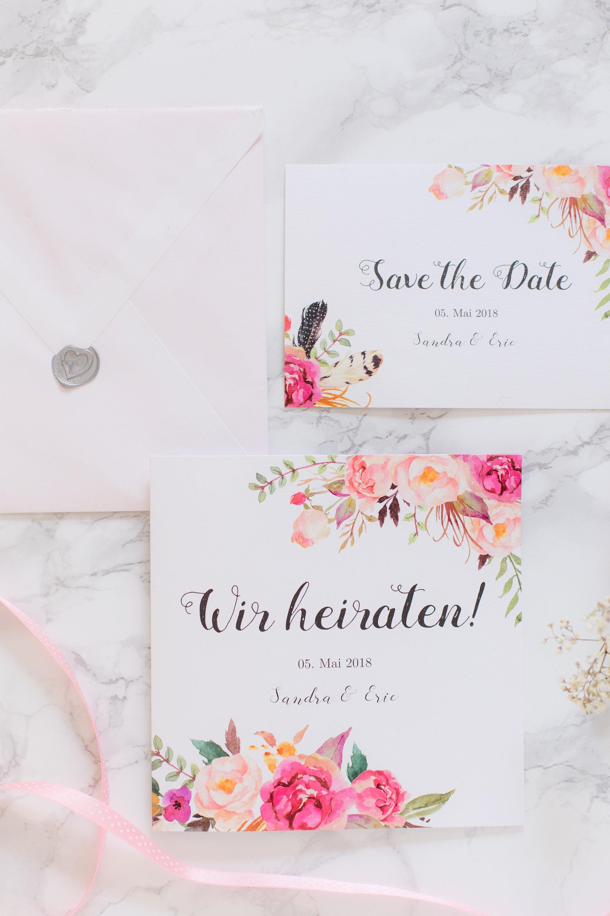Ziemlich Einzigartige Hochzeitseinladungsvorlagen Galerie - Beispiel ...