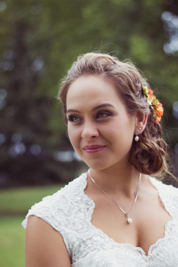 5 Accessoires für deine Hochzeitsfrisur