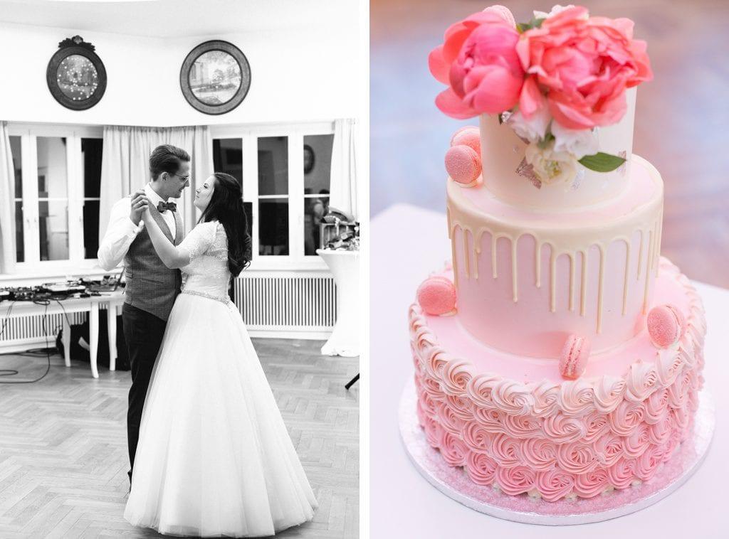 Romantische DIY Hochzeit von Sandra und Eric in der Villa Schützenhof in Berlin-Spandau