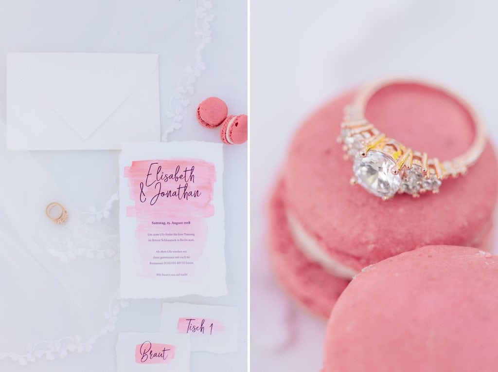 Styled Shoot Dusty Rose