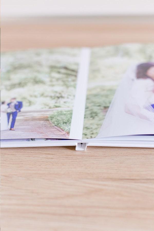 Erinnerungen zum Anfassen: Das Hochzeitsalbum!
