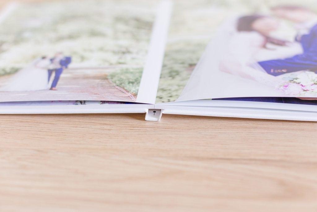 Erinnerungen zum Festhalten: Das gedruckte Hochzeitsalbum