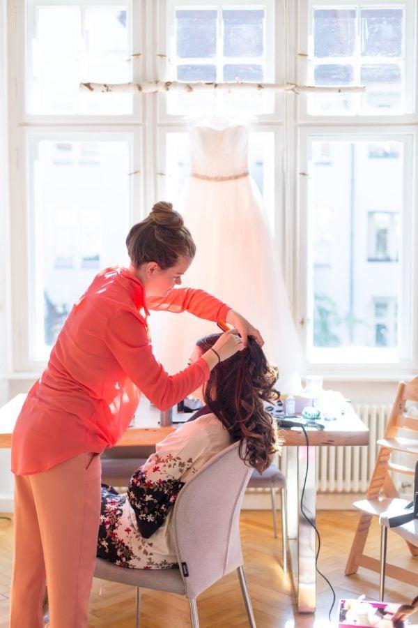 Spotlight: 4 Berliner Hair & Make Up Artists für deine Hochzeit!