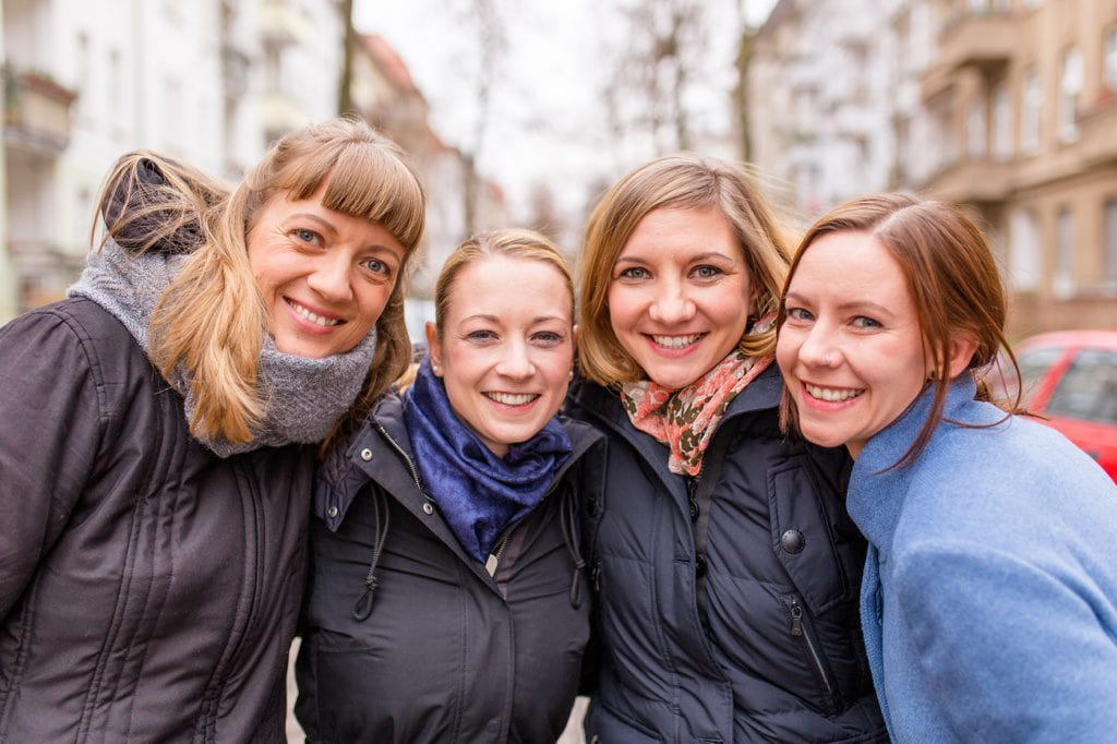 JGA von Katharina in Berlin
