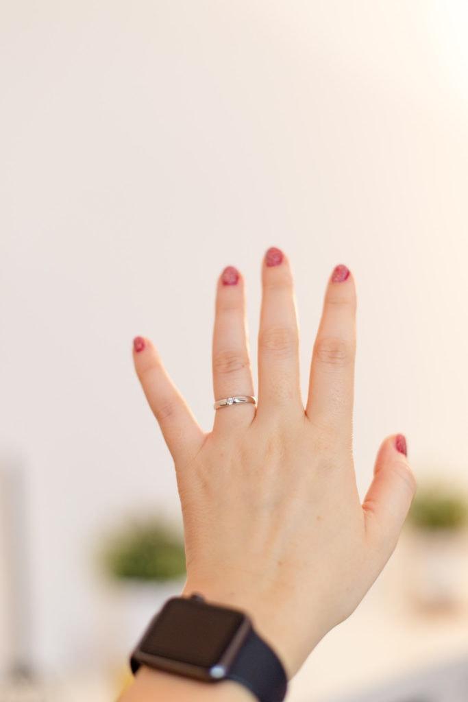 Mein Verlobungsring 29.12.2017