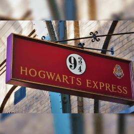 Harry Potter und der Hogwarts Express