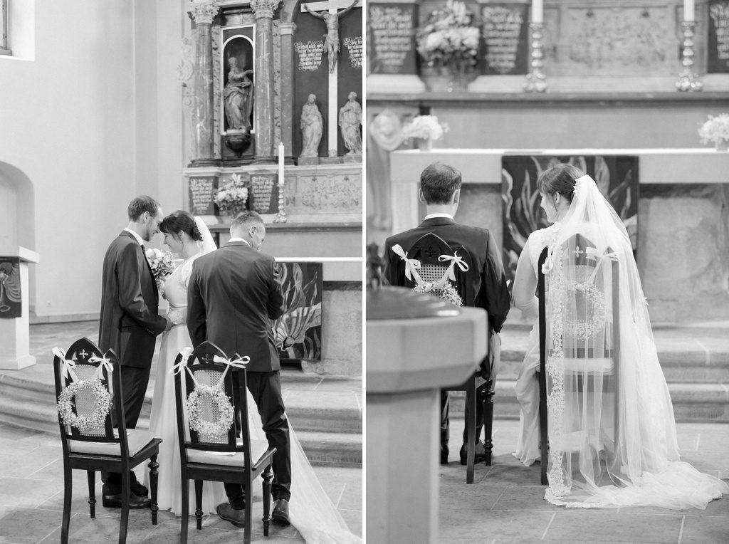 Der schönste Tag - Ablauf am Hochzeitstag Trauung