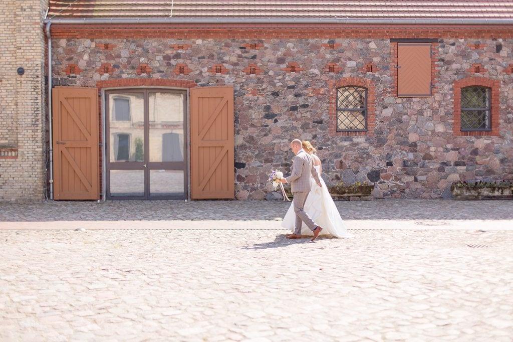 Der schönste Tag - Ablauf am Hochzeitstag Begrüßung der Gäste