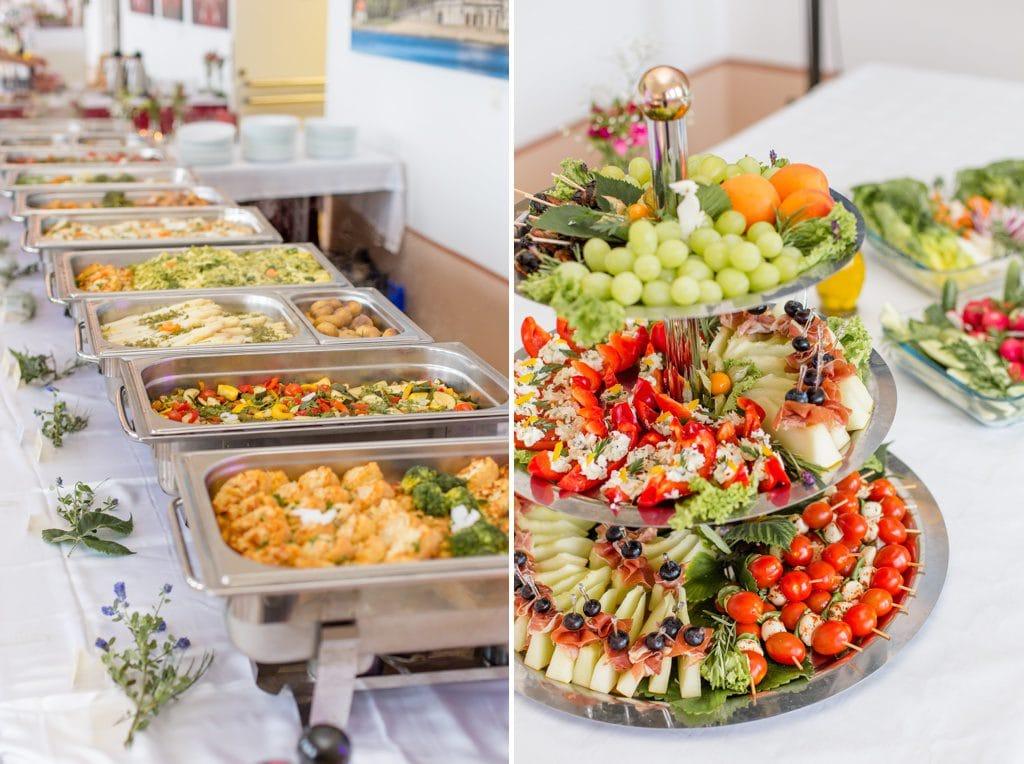 Der schönste Tag - Ablauf am Hochzeitstag Essen