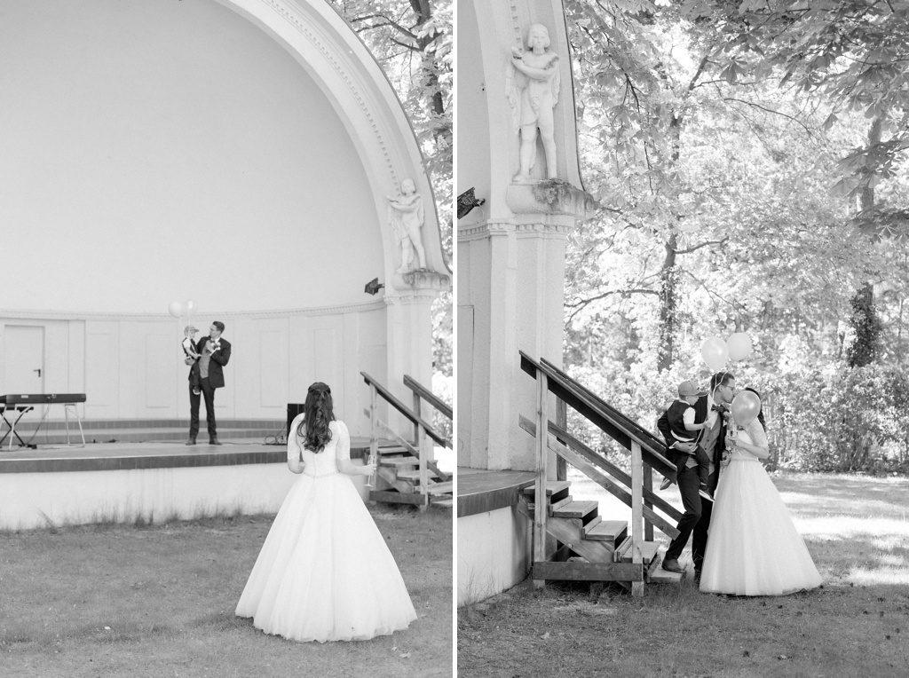 Der schönste Tag - Ablauf am Hochzeitstag Reden