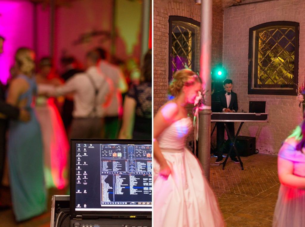 Der schönste Tag - Ablauf am Hochzeitstag DJ