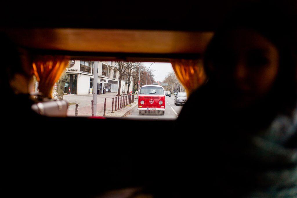 Fahrt mit einem VW Bully gewünscht?