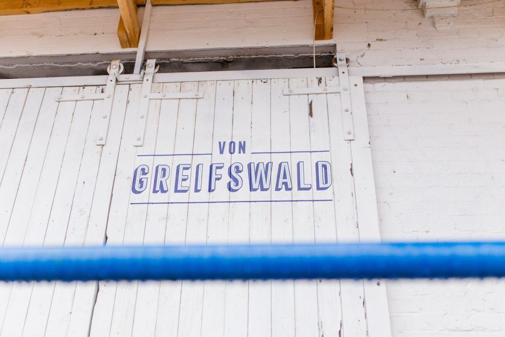 Location Von Greifswald