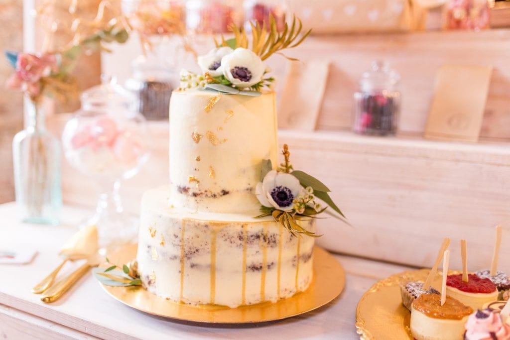 Hochzeitstorte von Süße Flora