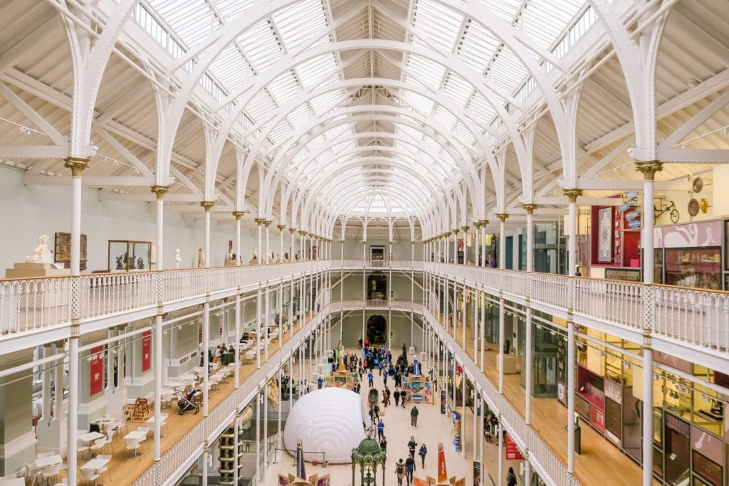 Edinburgh - National Museum