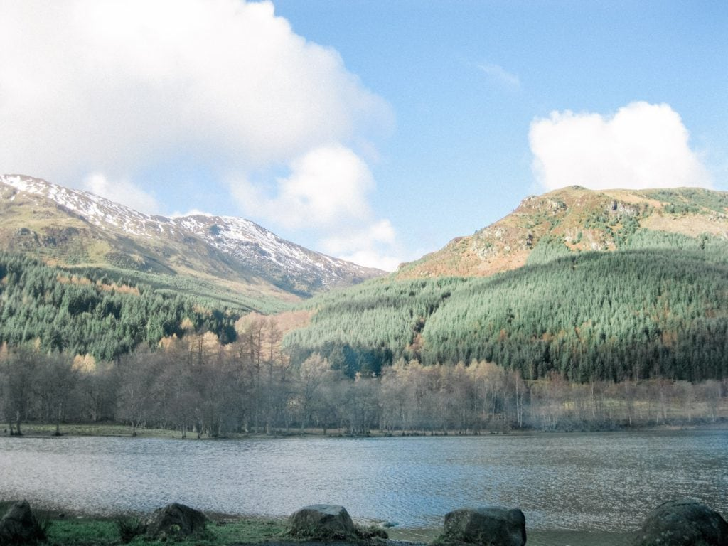 Loch Lomond Nationalpark