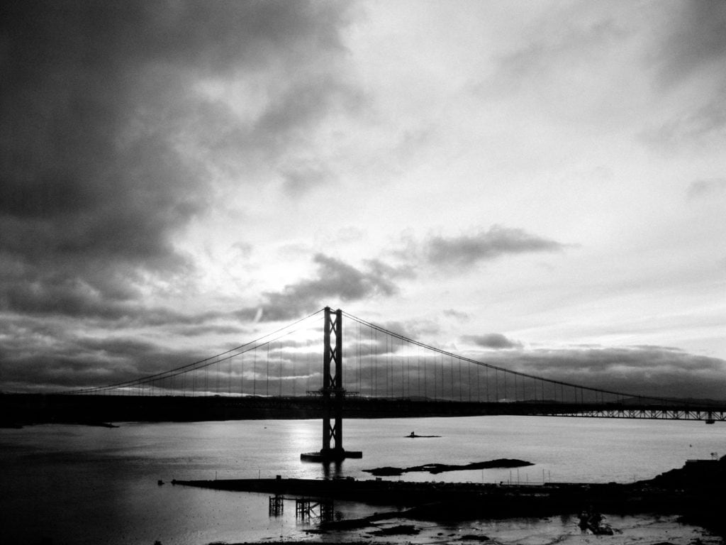 Firth of Forth Bridge Dunfermline