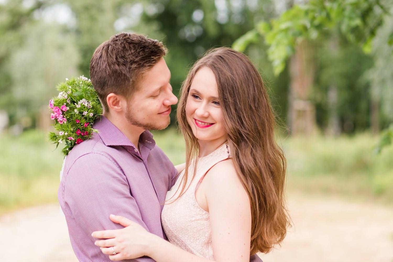 Romantisches Verlobungsshooting bei den Havelwerken in Berlin Spandau